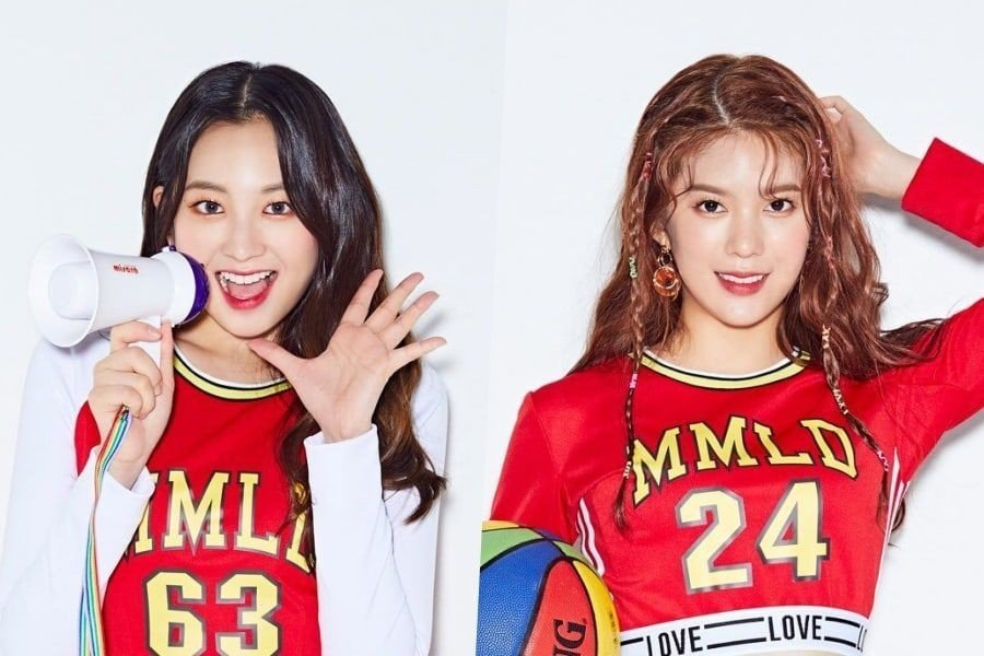 Fans of Momoland are asking MLD Entertainment to release a statement regarding Daisy and Taeha's Absence | allkpop