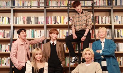 Park Kyung, DickPunks, Song Yoo Bin, Leeteuk, Suran