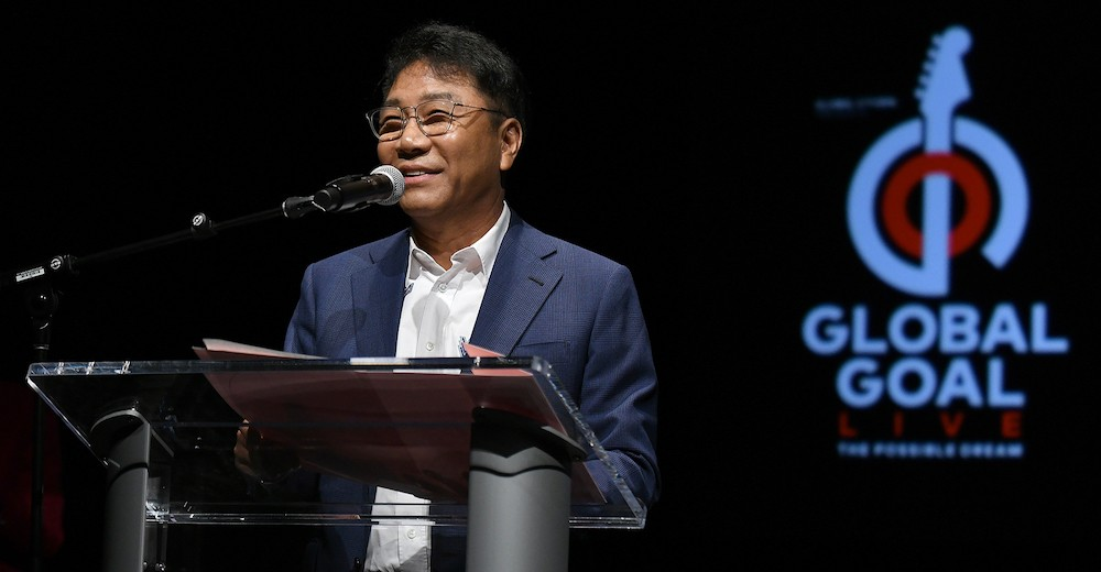 Global Citizen Festival 2020.Sm S Lee Soo Man Chosen As Head Producer Of 2020 Global