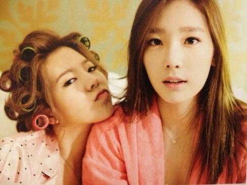 Taeyeon, Sunny