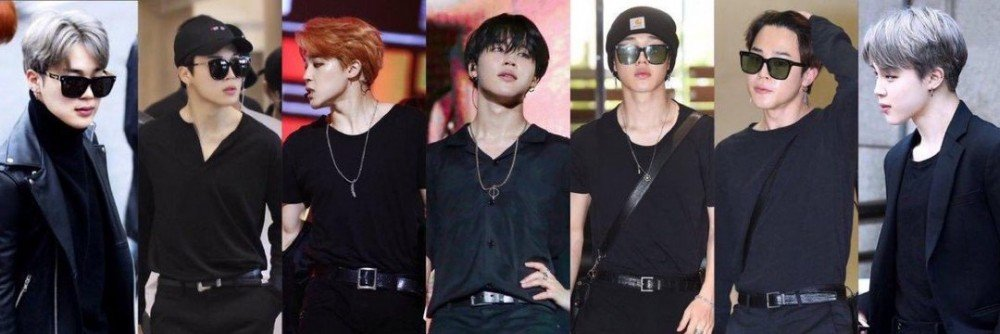 Bts Jimin A Fashionable Idol Dominates Fashion Industry With