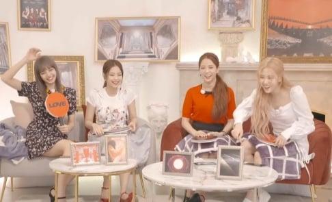 Na-Eun, Lisa, Sungjae, RM (Rap Monster), Dowoon, Kai, Soojin, Yugyeom, Hyungwon, Wendy