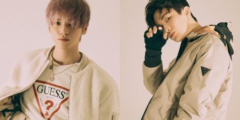 Taeyong, Mark, NCT 127, SuperM