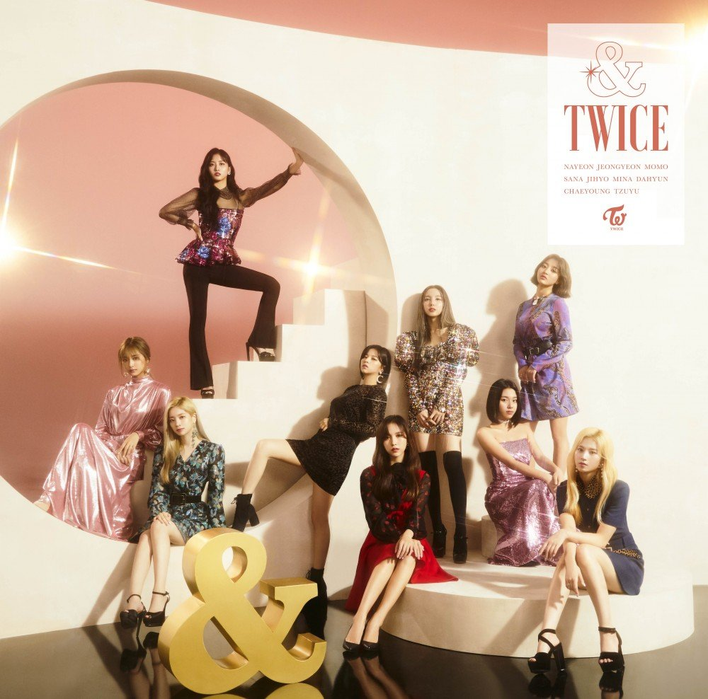 Twice Drop Sparkling Album Covers For 2nd Japanese Album Fake