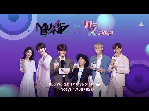 Watch 'Music Bank X We K-Pop Live' feat. Momoland, AB6IX, Stray Kids & more! | allkpop
