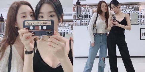Tiffany Young, Seohyun