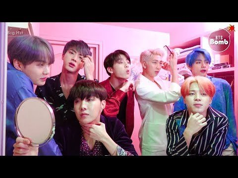 BTS reveal behind-the-scenes look at 'Map of the Soul: Persona' album jacket shoot | allkpop