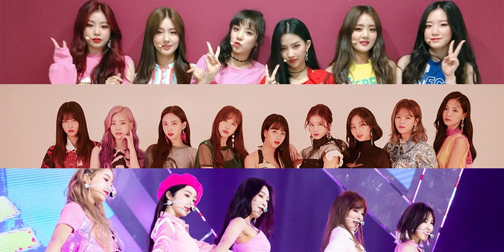 (G)I-DLE tops brand value ranking for October followed by TWICE and Red Velvet | allkpop