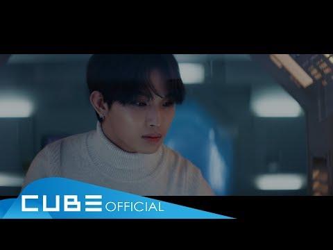 BTOB's Hyunsik enters a sci-fi universe in cinematic MV for 'Dear Love' | allkpop