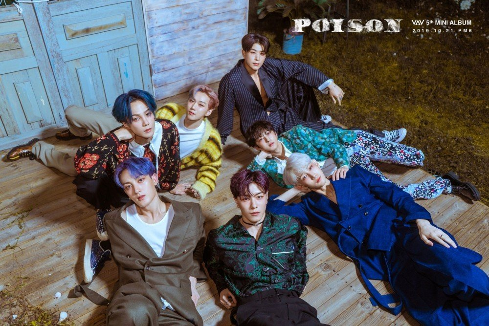 VAV announces postponement of teasers and comeback   allkpop