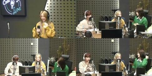 Eunji, Jung Se Woon, Kei
