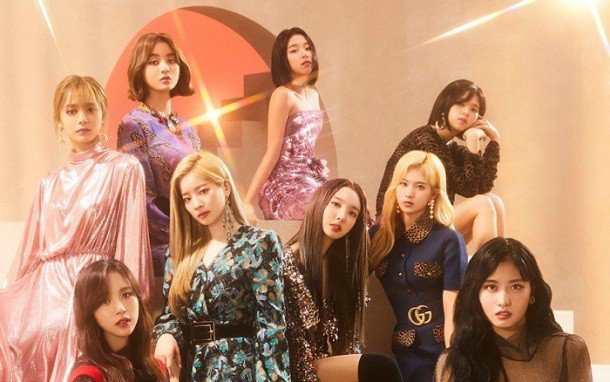 Twice S Fake True Debuts At 1 On Line Music Japan Allkpop