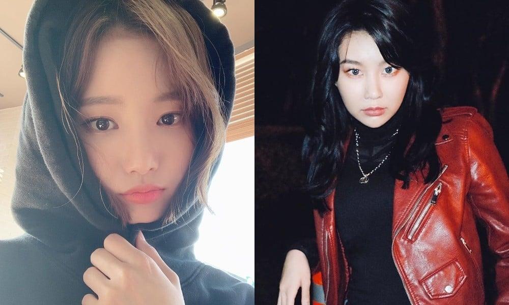 Momoland's Yeonwoo and Hyebin open personal Instagram accounts! | allkpop