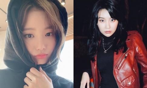 Momoland, Yeonwoo, Hyebin