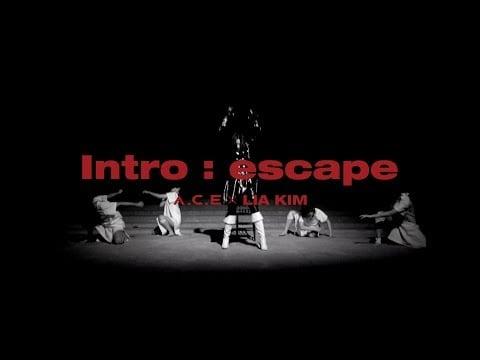 A.C.E and Lia Kim make jaws drop in short but impactful MV teaser for 'Intro : escape'   allkpop