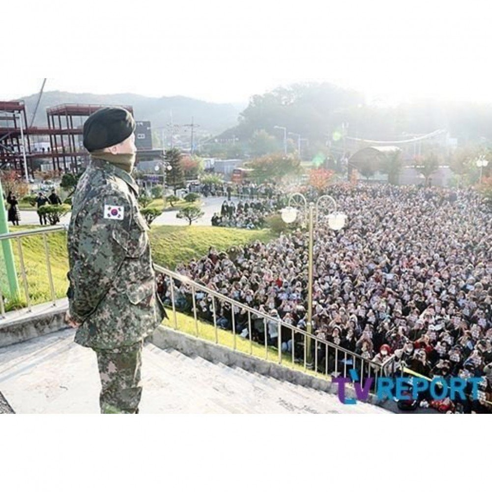 Dragon Is Trending After Military Discharge; See His Emotional Reaction