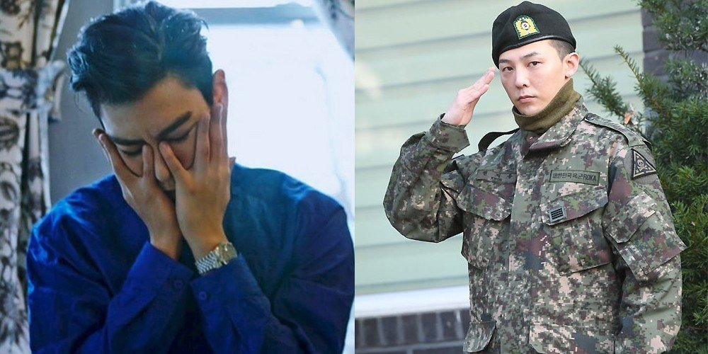 Fans of K-pop band BIGBANG gather for G-Dragon's military discharge