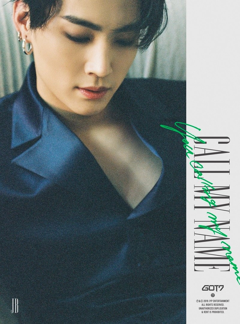 Image result for got7 call my name jb