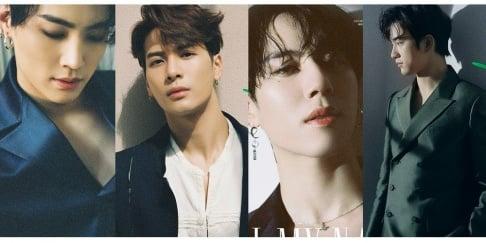 GOT7, JB, Jackson, Yugyeom, Jinyoung
