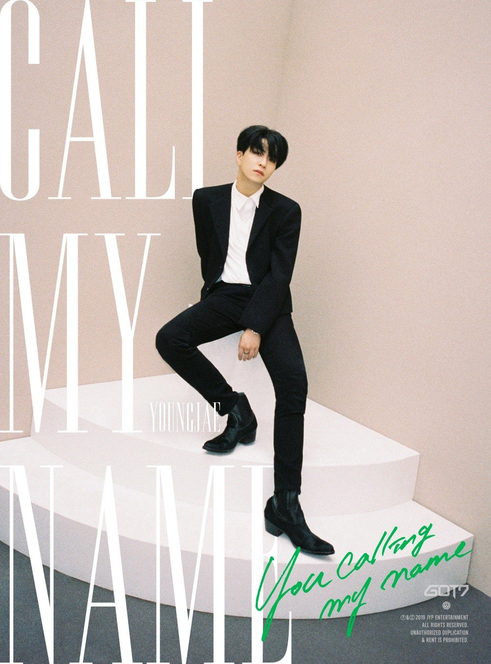 GOT7 reveals a slew of individual 'Call My Name' teaser