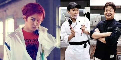 Heechul, Yang Se Hyung, Dongjun