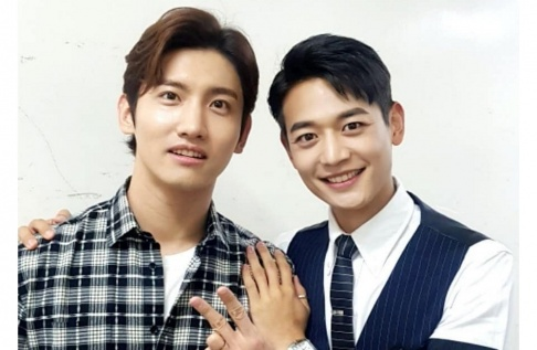 SHINee, Minho, TVXQ, Changmin