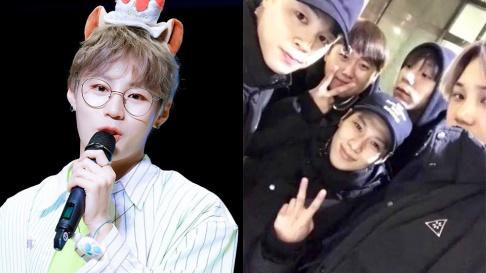 BTS, Jimin, Hwang Min Hyun, Ha Sung Woon