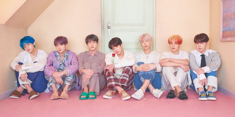 Bts S Make It Right Feat Lauv Edm Remix Tops Itunes Song