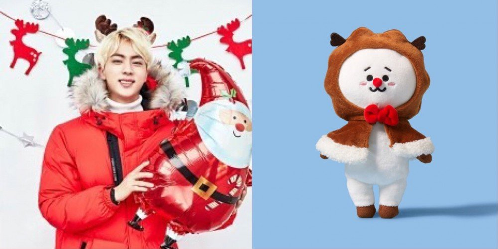 Bt21 Christmas 2020 New Release 2019 BT21 Winter Collection: RJ Merchandise SOLD OUT