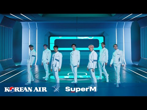 SuperM flies high and sophisticated in safety for Korean Air | allkpop