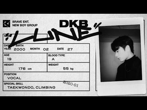 Brave Entertainment's new boy group DKB introduces first vocalist Lune   allkpop