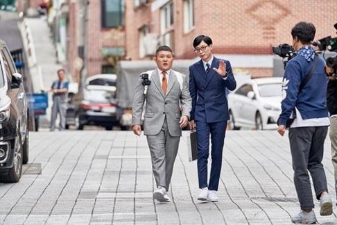 Jo Se Ho, Yoo Jae Suk