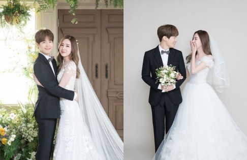 Baby V.O.X, Kan Mi Yeon, Yoon Eun Hye