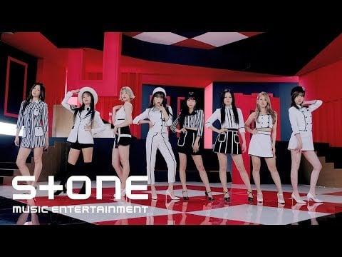 Nature channel 'Alice in Wonderland' in 2nd 'OOPSIE (My Bad)' MV teaser   allkpop