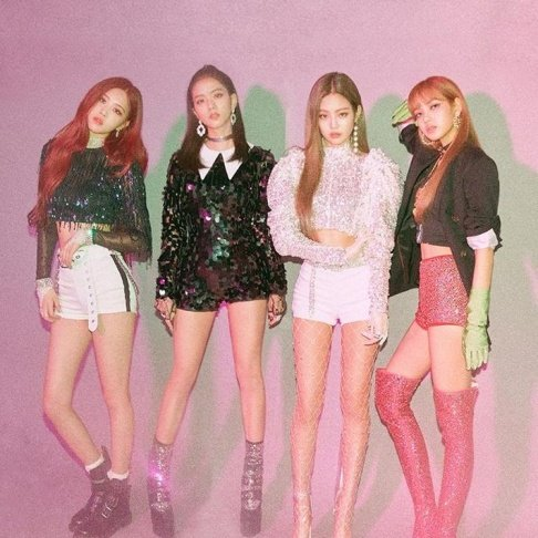 BLACKPINK, Jennie, Jisoo, Rose, Lisa