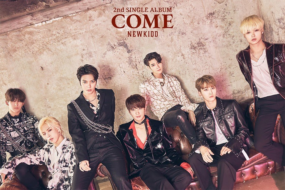 Image result for 'Come' newkidd