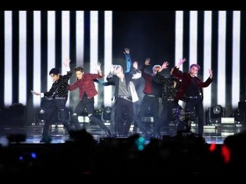 EXO, Baekhyun, Kai, NCT, Taeyong, Mark, TEN, Lucas, WayV