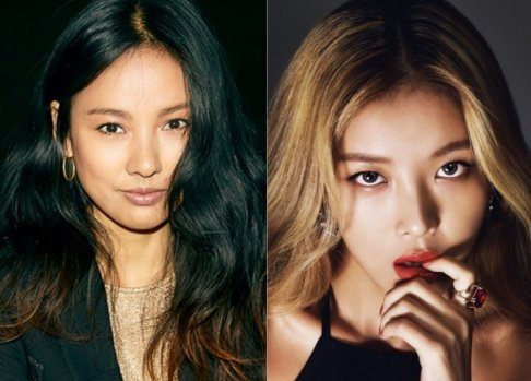 Lee Hyori, Yubin