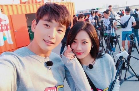 Kyung Li, Jinwoon