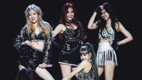 Jennie, Jisoo, Rose, Lisa