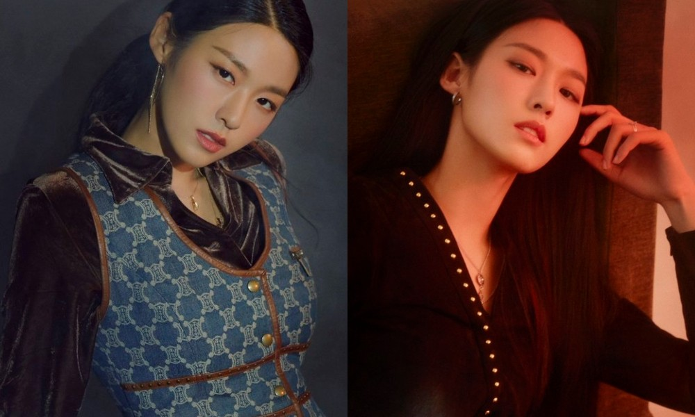 AOA drops stunning 'New Moon' jacket teaser images of Seolhyun