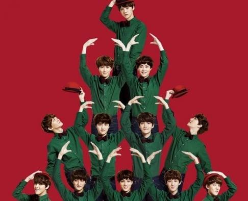 EXO, EXO-K, EXO-M, Suho, Sehun, Baekhyun, D.O., Kai, Chanyeol, Luhan, Tao, Chen, Lay, Xiumin, Kris