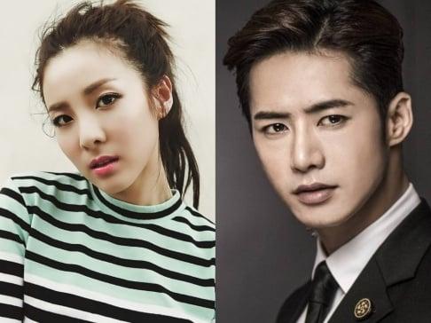 Click B, Oh Jong Hyuk, Dara