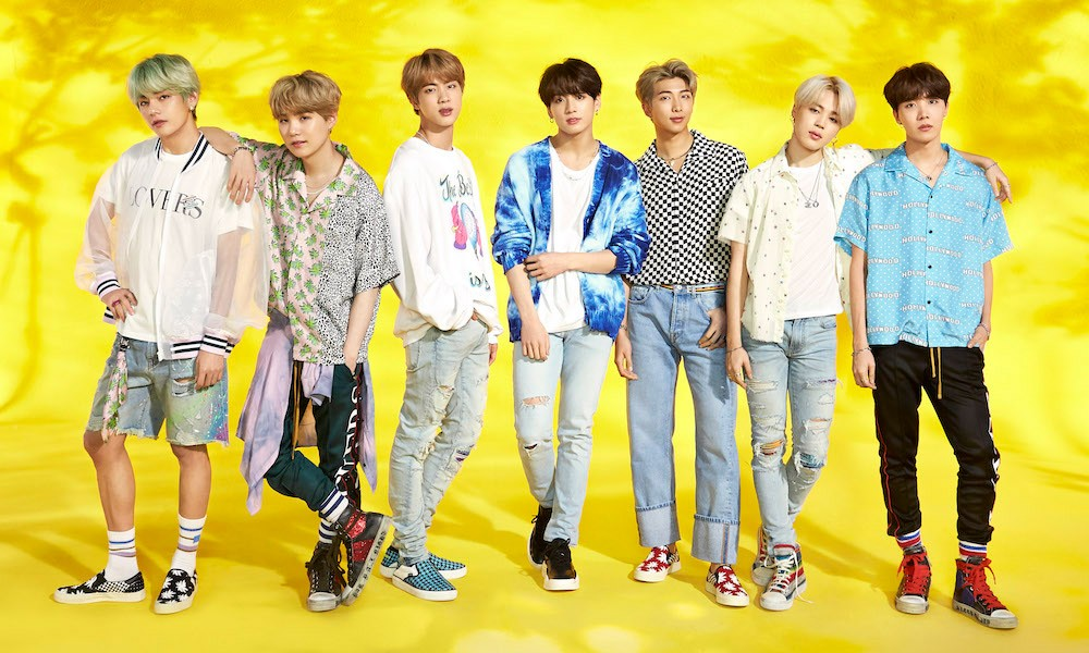 BTS is named group of the year by Variety | allkpop