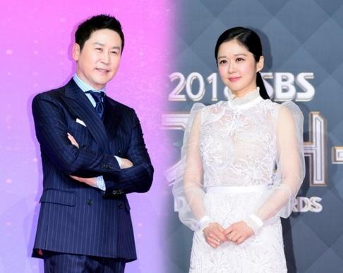 Jang Na Ra, Shin Dong Yup