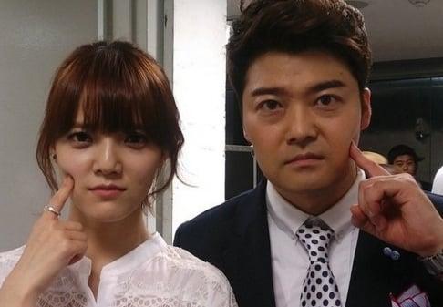 AOA, Jimin, Jun Hyun Moo