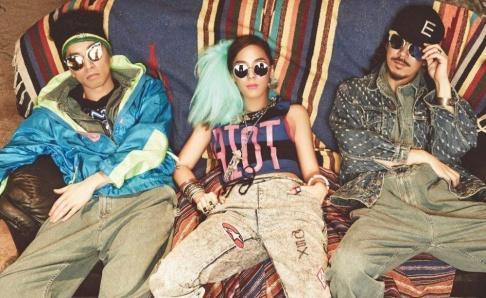 Bizzy, Tiger JK, Yoon Mi Rae