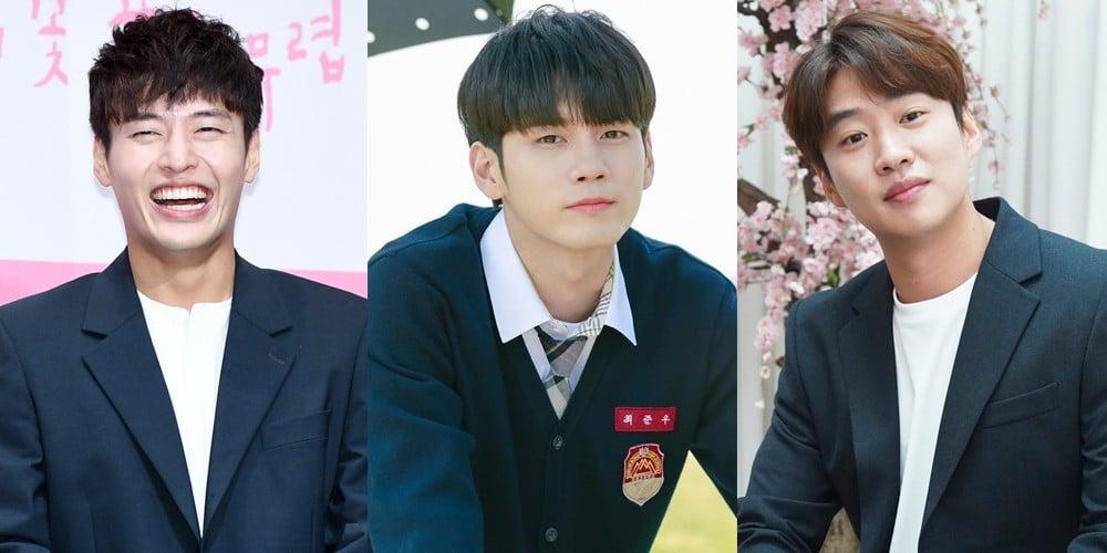 Kang Ha Neul Ong Seong Wu Ahn Jae Hong S Traveler 2 In