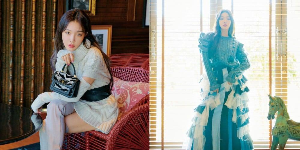 Kim Chung Ha enjoys luxury in Bali for 'Nylon' | allkpop