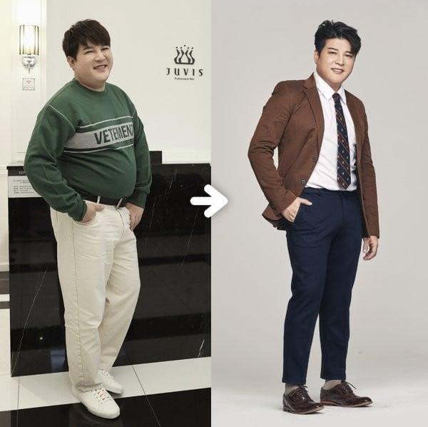 super junior lindong pierdere în greutate